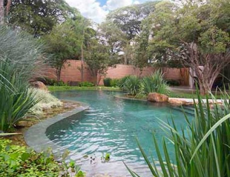 Natural Semiformal Pool